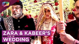 Zara And Kabeer Get Married Without Their Will | Ishq Subhan Allah | Zee tv