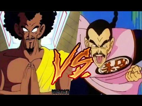 Torneo los humanos mas poderosos: Tao Paipai vs Rey Chapa - Dragon ball Super