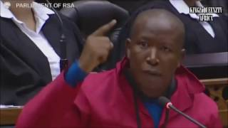 SA rejected the ANC's kleptocracy   Malema's full election debate speech in Parliament