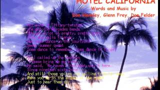 Hotel California Acoustic version (MIDI music source)
