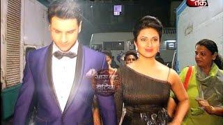 Backstage glimpse of Star Parivaar Awards 2017