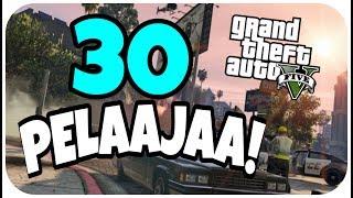 Pelataan Katsojien Kaa! (Saa Joinaa) GTA 5 Online