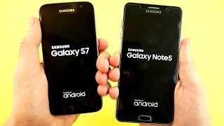 Galaxy S7 vs Galaxy Note 5: Which to buy?