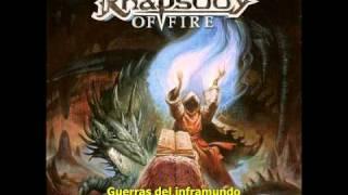 Triumph Or Agony - Subtitulos Español [Rhapsody]