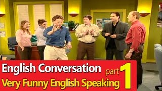 ✔ English Conversation | Very Funny English Speaking | part 1