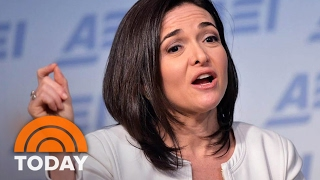 Sheryl Sandberg Gives Facebook Employees 20 Paid Days To Mourn | TODAY