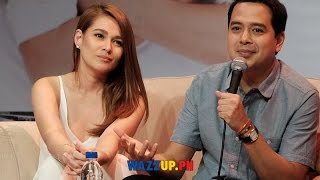 Part 10 One More Chance Movie Novel Launching with Bea Alonzo John Lloyd Dimples Romana and creativ