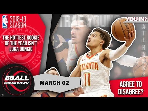 How Trae Young Is Following In Steph Curry s Footsteps