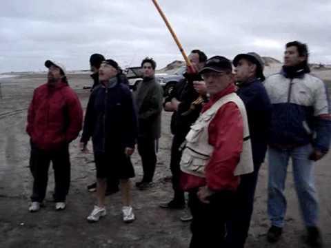 Pesca de corvina negra pescabaires