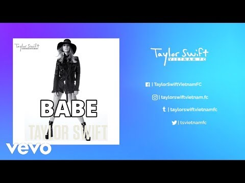 Taylor Swift - Babe (Live Acoustic)