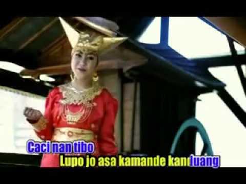 MALIN KUNDANG.- vocal Celine. Lagu Minang
