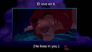 The lion king - Mufasa
