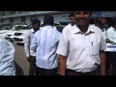 Vehicle Delivery Session of Mr.Hanamanth S Natikar on 31/12/2013 at Bijjargi motors,Bijapur