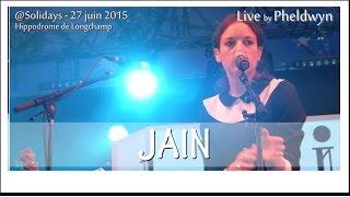 JAIN - Heads Up (3) - @Solidays 2015 - 27 Juin 2015