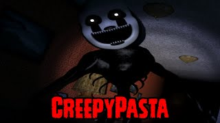 Una CreepyPasta De Nightmarionne De Five Nights At Freddy's 4 Halloween