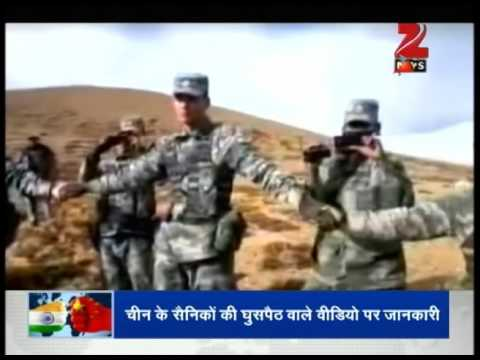 watch DNA: Analysis of footage of confrontation between Indian and Chinese soldiers on border