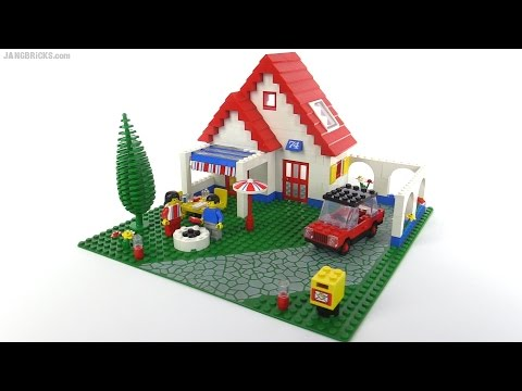 Xxx Mp4 LEGO Classic Town Holiday Home From 1983 Set 6374 3gp Sex