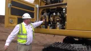 Caterpillar hybrid excavator technology explained