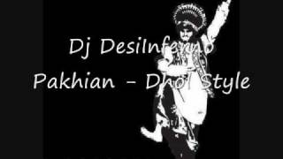 Dj DesiInferno- Pakhian Dhol Mix