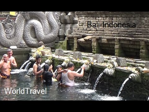 Xxx Mp4 Visiting A Very Old Hindu Temple Pura Tirta Empul On The Island Of Bali Indonesia 3gp Sex