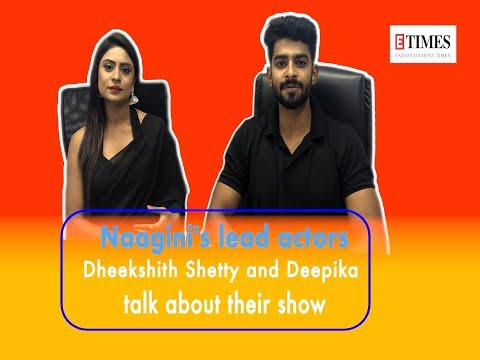 Xxx Mp4 In Conversation With Naagini S Lead Actors Dheekshith Shetty And Deepika 3gp Sex