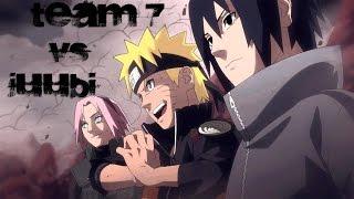 Team 7 Reunited Vs Juubi 【AMV】