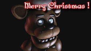 """[SFM] [FNaF] """"Merry FNaF Christmas"""" By JT Machinima"""