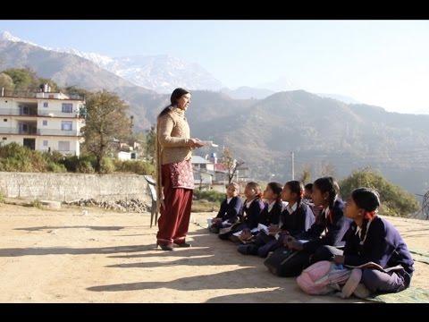 Gamru Village School, Dharamsala, India