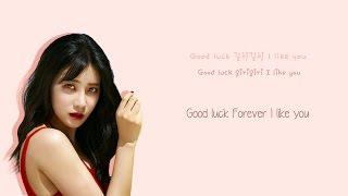 AOA - Good Luck (Han/Rom/Eng Color Coded Lyrics)