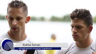 Kajak-kenu maratoni válogató