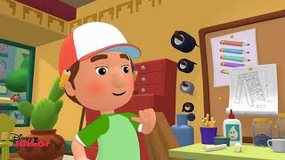 Handy Manny Tagalog, Handy Manny Full Episodes In Hinde HD 2014 Part 3
