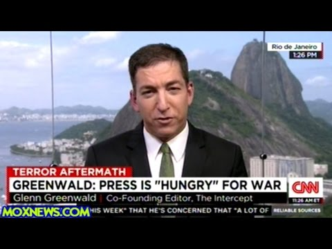 Glenn Greenwald Pummels US Intellience Agencies For Evidence Free Claims
