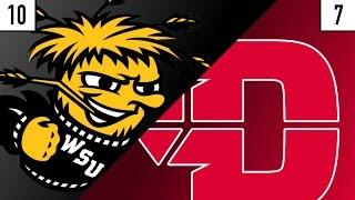 Wichita State vs. Dayton Prediction | Who