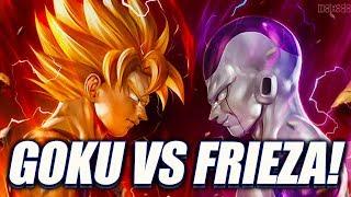 GOKU VS FRIEZA! - Dragon Ball Fury Fighter #1