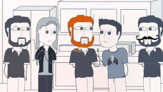 Rooster Teeth Animated Adventures - Attack of the Burnies
