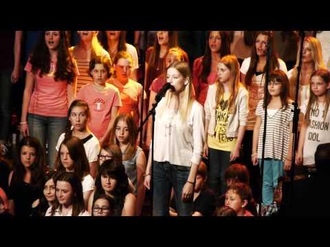 Heal the World Michael Jackson Oberstufenchor Cusanus Gymnasium