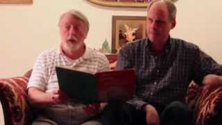 "Grandpa Reads ""The Grinch"" 2014"