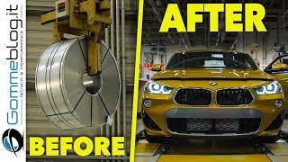 2018 BMW X2 | CAR FACTORY PRODUCTION | How It