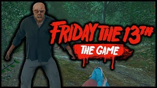 $40 DOLLAR GAME!!! | Friday the 13th Funny Moments and Gameplay