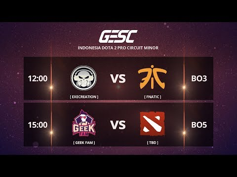 Xxx Mp4 FNATIC MY Vs GEEK FAM MY BO5 GESC Championship Jakarta Minor SEA Qualifier Final 3gp Sex