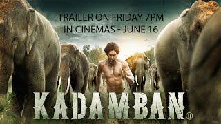 Kadamban (Hindi) Motion Poster | Arya, Catherine Tresa | In Cinemas 16th June