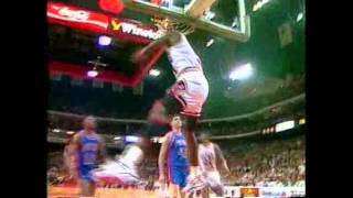 Michael Jordan I Believe I Can Fly by lim