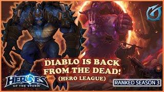 Grubby | Heroes of the Storm | Diablo - Back from the Dead - Hero League Season 3 - Infernal Shrines