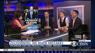 Live: Mark Zuckerberg Testimony to Senate Judiciary and Commerce Committees