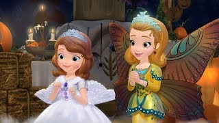 Disney JR Princess Sofia Full Episodes Princess Butterfly