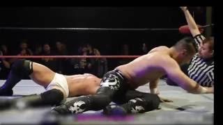 Pakistani Wrestler Mustafa Ali vs Brubaker ,Freelance Wrestling, WWE Full Fight