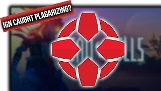 Was an IGN reviewer caught plagiarizing YouTuber?