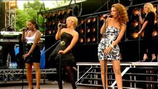Sugababes - Round Round (Vodafone TBA Arena 2008)
