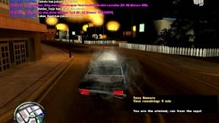 GTA SAMP - xMOVIE - CopChase