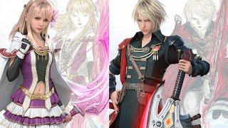 Final Fantasy Brave Exvius   Felicitas Town   ALL 10 Treasure Location   FFBE iOS